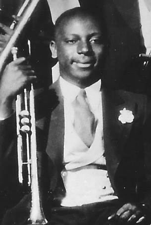 Cootie Wiliams in 1929